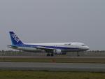 MIL26Tさんが、新潟空港で撮影した全日空 A320-211の航空フォト(写真)