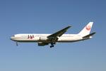 なごやんさんが、名古屋飛行場で撮影した日本航空 767-346の航空フォト(写真)