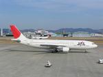 なごやんさんが、名古屋飛行場で撮影した日本航空 A300B4-622Rの航空フォト(写真)
