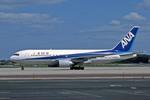 Gambardierさんが、岡山空港で撮影した全日空 767-281の航空フォト(写真)