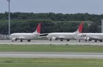 かずぽんさんが、那覇空港で撮影した日本トランスオーシャン航空 737-429の航空フォト(写真)