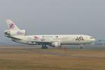 さっしんさんが、名古屋飛行場で撮影したJALウェイズ DC-10-40Iの航空フォト(写真)