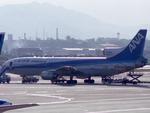 ぶちょさんが、伊丹空港で撮影した全日空 L-1011-385-1 TriStar 1の航空フォト(写真)