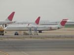 コウさんが、羽田空港で撮影した日本航空 MD-90-30の航空フォト(写真)
