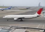 mojioさんが、羽田空港で撮影した日本航空 A300B4-622Rの航空フォト(写真)