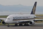 こいのすけさんが、関西国際空港で撮影したシンガポール航空 A380-841の航空フォト(写真)