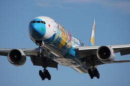 WING_ACEさんが、伊丹空港で撮影した全日空 777-381の航空フォト(写真)