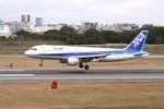 オフコースYESさんが、伊丹空港で撮影した全日空 A320-211の航空フォト(写真)