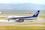 オフコースYESさんが、関西国際空港で撮影した全日空 767-281の航空フォト(写真)