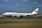 青路村さんが、伊丹空港で撮影した日本航空 747-346の航空フォト(写真)