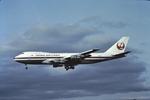 青路村さんが、伊丹空港で撮影した日本航空 747-246Bの航空フォト(写真)