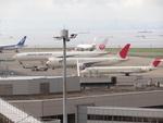 TUBEさんが、羽田空港で撮影した日本航空 MD-90-30の航空フォト(写真)