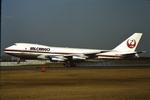 青路村さんが、伊丹空港で撮影した日本航空 747-246F/SCDの航空フォト(写真)
