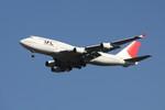 オポッサムさんが、成田国際空港で撮影した日本航空 747-446の航空フォト(写真)