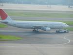 JA732Jさんが、羽田空港で撮影した日本航空 A300B4-622Rの航空フォト(写真)