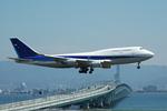 あにいさんが、関西国際空港で撮影した全日空 747-481の航空フォト(写真)