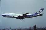 青路村さんが、伊丹空港で撮影した日本貨物航空 747-281F/SCDの航空フォト(写真)