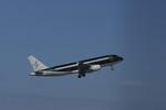 CLIP@h.s.さんが、北九州空港で撮影したスターフライヤー A320-214の航空フォト(写真)