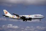 sakuraさんが、成田国際空港で撮影した日本航空 747-146の航空フォト(写真)