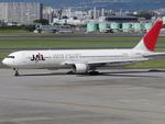 TUBEさんが、伊丹空港で撮影した日本航空 767-346の航空フォト(写真)