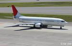 RINA-200さんが、中部国際空港で撮影した日本トランスオーシャン航空 737-429の航空フォト(写真)