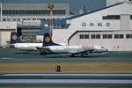 Gambardierさんが、羽田空港で撮影したマンダラ・エアラインズ YS-11-129の航空フォト(写真)