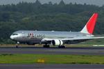 hamapiさんが、成田国際空港で撮影した日本航空 767-346F/ERの航空フォト(写真)