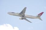 oneworld AA隊長さんが、関西国際空港で撮影した日本航空 767-346の航空フォト(写真)