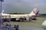 サイパンだ!さんが、成田国際空港で撮影した日本航空 747-246Bの航空フォト(写真)