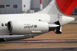 Shintaroさんが、伊丹空港で撮影した日本航空 MD-81 (DC-9-81)の航空フォト(写真)