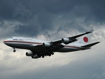 aquaさんが、新千歳空港で撮影した航空自衛隊 747-47Cの航空フォト(写真)