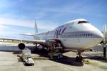 サイパンだ!さんが、サイパン国際空港で撮影した日本航空 747-146の航空フォト(写真)