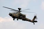 sky123さんが、立川飛行場で撮影した陸上自衛隊 AH-64Dの航空フォト(写真)