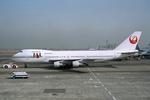 sakuraさんが、羽田空港で撮影した日本航空 747SR-46の航空フォト(写真)
