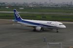 meijeanさんが、宮崎空港で撮影した全日空 A320-211の航空フォト(写真)
