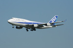 B747SR-SuperJumboさんが、成田国際空港で撮影した全日空 747-481の航空フォト(写真)