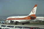 青路村さんが、伊丹空港で撮影した南西航空 737-2Q3/Advの航空フォト(写真)