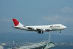 あにいさんが、関西国際空港で撮影した日本航空 747-221F/SCDの航空フォト(写真)