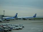 tomokichiさんが、羽田空港で撮影した全日空 A321-131の航空フォト(写真)