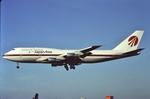 青路村さんが、伊丹空港で撮影した日本アジア航空 747-346の航空フォト(写真)