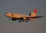 木人さんが、成田国際空港で撮影した日本航空 DC-10-40Iの航空フォト(写真)