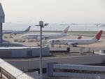 TUBEさんが、羽田空港で撮影した日本航空 767-346の航空フォト(写真)