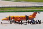 MIL26Tさんが、新潟空港で撮影したエアトランセ 1900Dの航空フォト(写真)