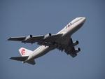 木人さんが、成田国際空港で撮影した日本アジア航空 747-246Bの航空フォト(写真)