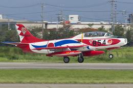 Scotchさんが、浜松基地で撮影した航空自衛隊 T-1Bの航空フォト(写真)