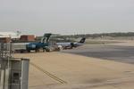 pringlesさんが、リッチモンド国際空港で撮影したUSエアウェイズ・エクスプレス CL-600-2B19 Regional Jet CRJ-200LRの航空フォト(写真)