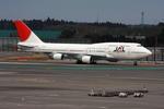 wunalaさんが、成田国際空港で撮影した日本航空 747-446の航空フォト(写真)