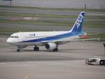 マッハGoさんが、羽田空港で撮影した全日空 A320-211の航空フォト(写真)