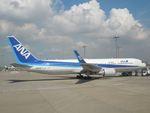 こいのすけさんが、羽田空港で撮影した全日空 767-381/ERの航空フォト(写真)