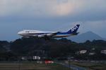 高ちゃんさんが、福岡空港で撮影した全日空 747-481(D)の航空フォト(写真)